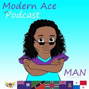 Modern Ace Podcast Artwork
